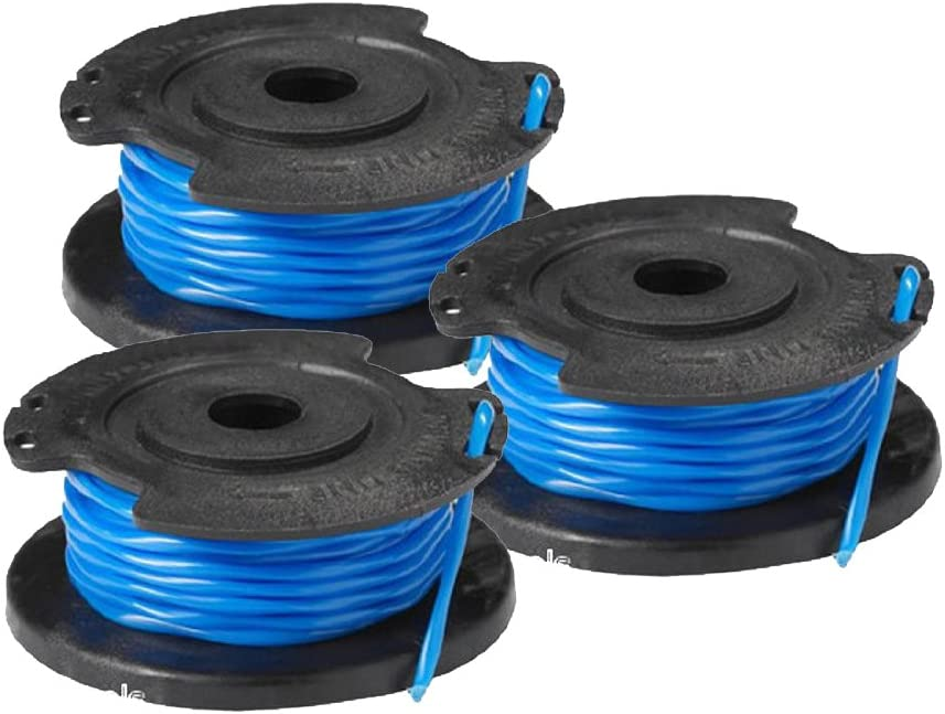 Replacement Lawn Mower Trimmer Lines Spool Cover Kit For WORX 50019417 Accessory