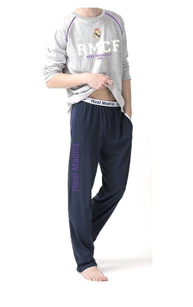 pijama adulto real madrid talla M  Amazon.es  Ropa y accesorios 5eceeda0102f4
