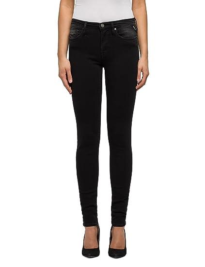 Womens Joi Ankle Zip Skinny Jeans Replay 772YROD