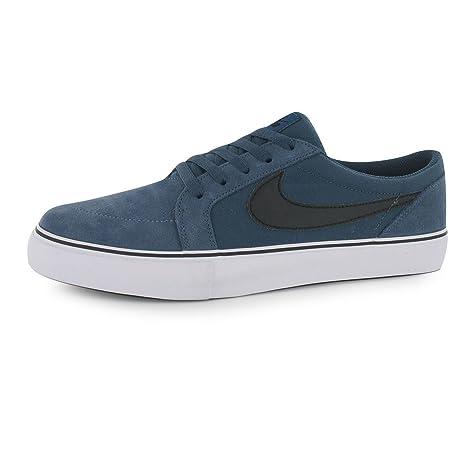 Nike SB Satire II Zapatillas Deportivas para Hombre Azul/Negro Casual Zapatillas Zapatos Calzado,