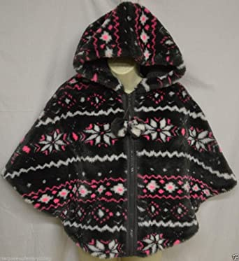 78aefe91ad7cf Image Unavailable. Image not available for. Color  Justice Girl s Faux Fur Fleece  Lined Hooded ...