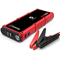 Moock 1500A Peak 20800mAh Car Jump Starter/ Portable Power Pack