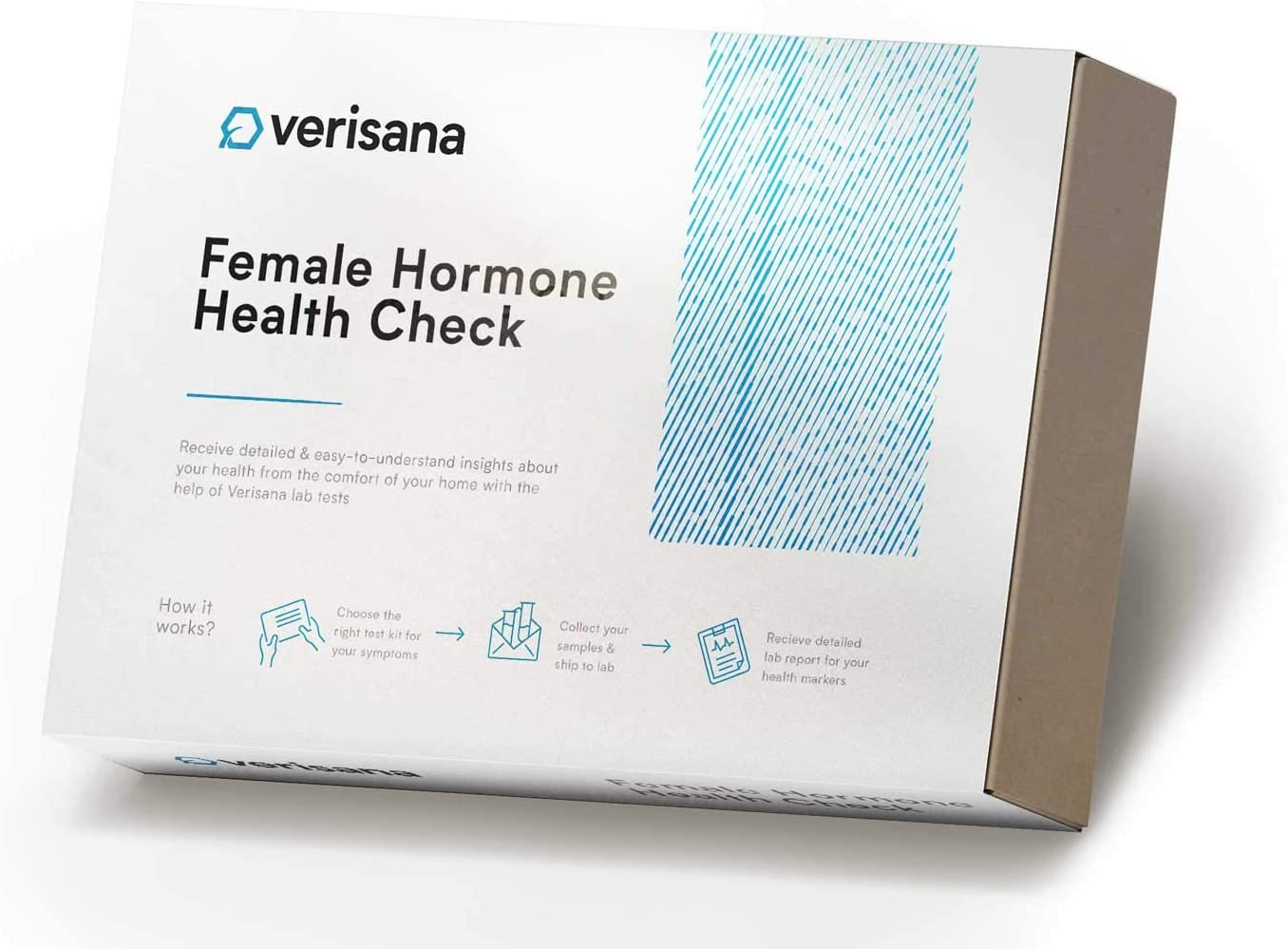 Female Hormone Test – Determine 5 Hormones for Women – Verisana