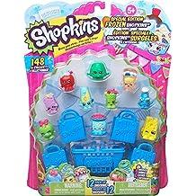 Shopkins ID56005 Frozen, Assorted, 12 Pack