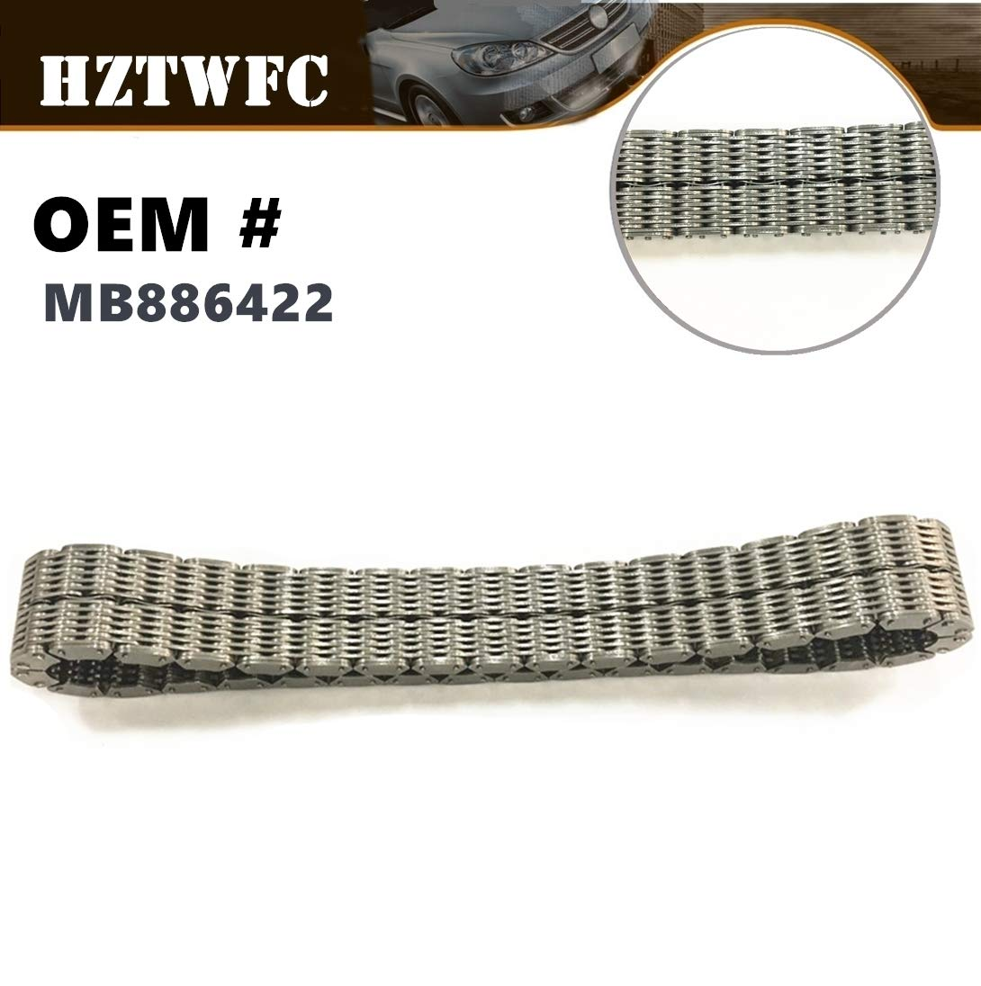 HZTWFC Transfer Case Output Shaft Drive Chain MB886422 Compatible for Mitsubishi Pajero Montero Sport For Challenger Triton L200 L300 L400