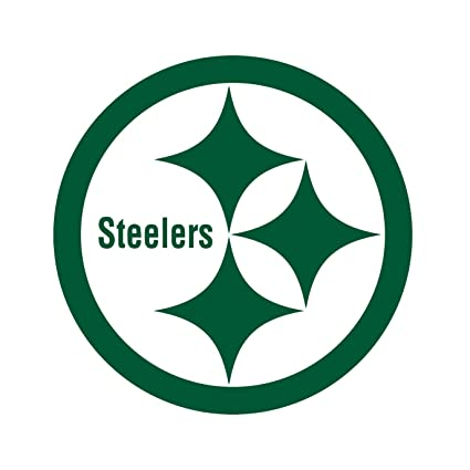 amazon com angdest nfl pittsburgh steelers green set of 2 rh amazon com