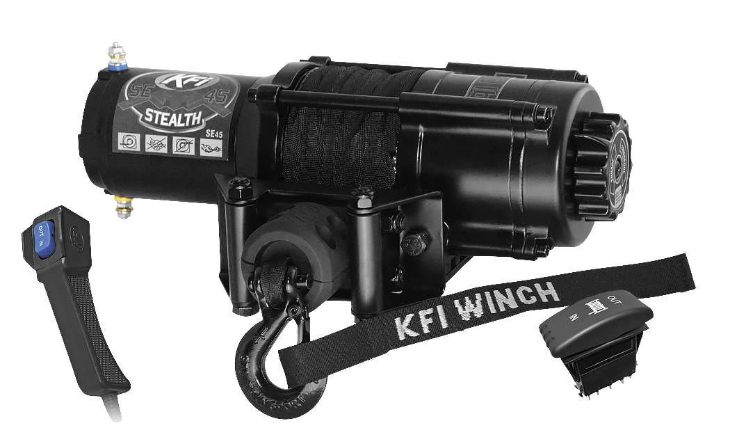 KFI Products New SE45-R2 KFI Stealth Winch by KFI Products (Image #1)