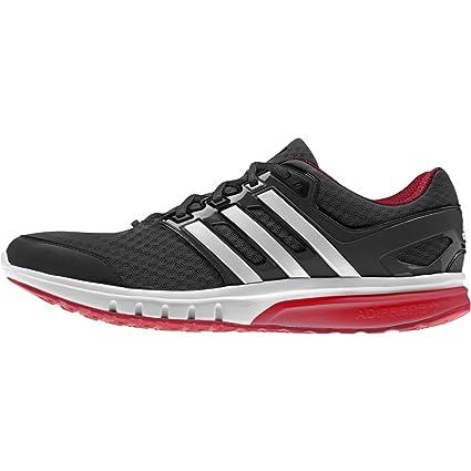 huge selection of 55db8 5de99 adidas Gateway 4 Cloudfoam Sneaker - Uomo - Core Nero Bianco Rosso, Black   Amazon.it  Sport e tempo libero