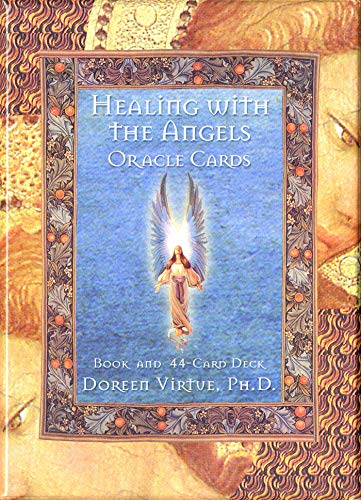 (Healing With The Angels Oracle Cards (Large Card)
