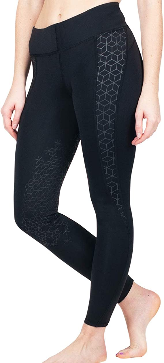 """NEW Hy Performance Motion Ladies Riding Tights Beige 28/"""" /& 30/"""" SALE!!"""