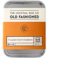 The Cocktail Box Co. Premium Cocktail Kit - The Old Fashioned - Makes 6 Premium Hand Crafted Cocktails. Great gift for…
