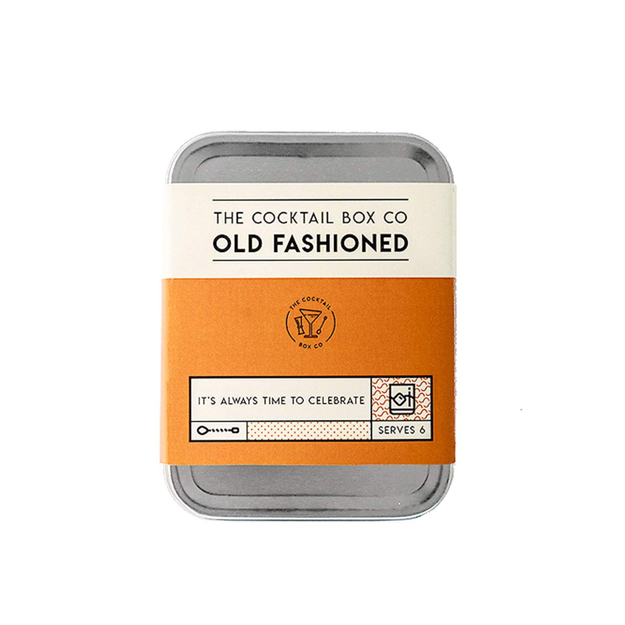 Cocktail Kit - The Old Fashioned - Makes 6 Premium Cocktails