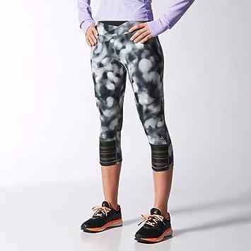 Adidas Performance Supernova 3/4 Mallas para Mujer Gimnasio Fitness Running Malla s16399, Color Negro, tamaño S: Amazon.es: Deportes y aire libre