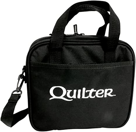 689f52426f Amazon.com: Quilter Deluxe Carrying Case for Block Series Amps: Musical  Instruments