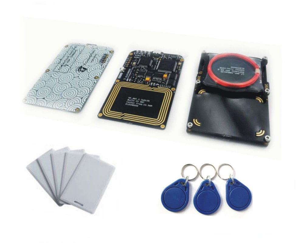 125KHZ &13.56MHZ newest Proxmark3 V3 DEV . kits RFID NFC duplication code 0 sector(free software) ZocoRFID ProxMarkIII