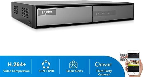 SANNCE 16CH 1080N DVR Recorder