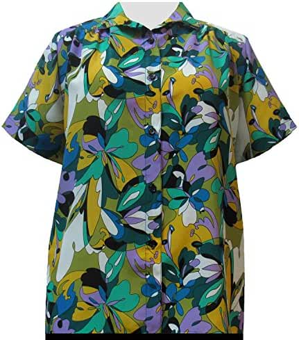 A Personal Touch Emme Women's Plus Size Blouse