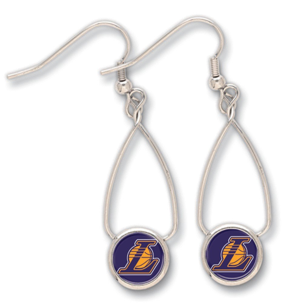 Los Angeles Lakers en boucle d'oreilles françaises Wincraft