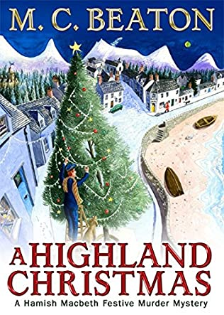 book cover of A Highland Christmas