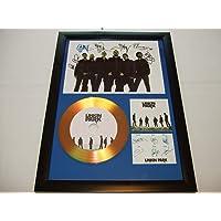 gold disc frames Linkin Park Disco de Oro