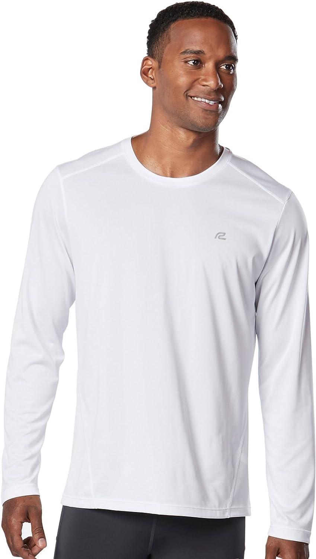 Road Runner Sports Mens Runners High Printed Long Sleeve