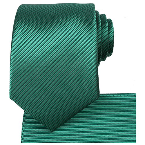 Kelly Green Boys Tie - 8