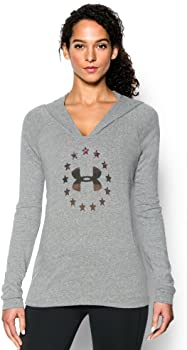 Under Armour UA Freedom Tri-Blend Womens Hoody