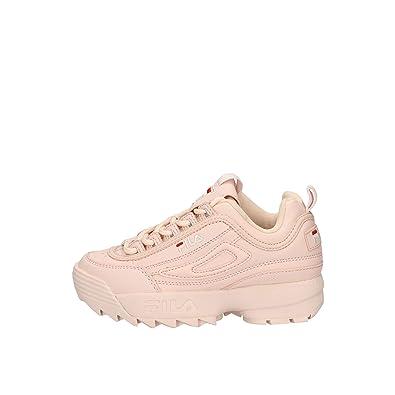 Fila Junior Shoes Low Sneakers 1010567.71A Disruptor Kids