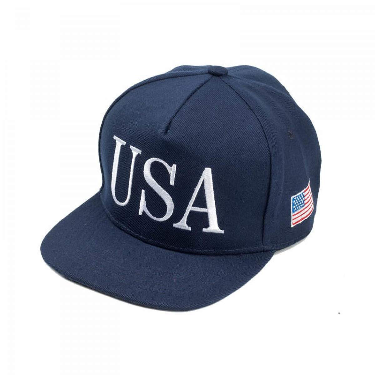 Trump 2020 Caps Make America Great Again Hat Donald Trump Republican USA Cap (Navy) at Amazon Mens Clothing store: