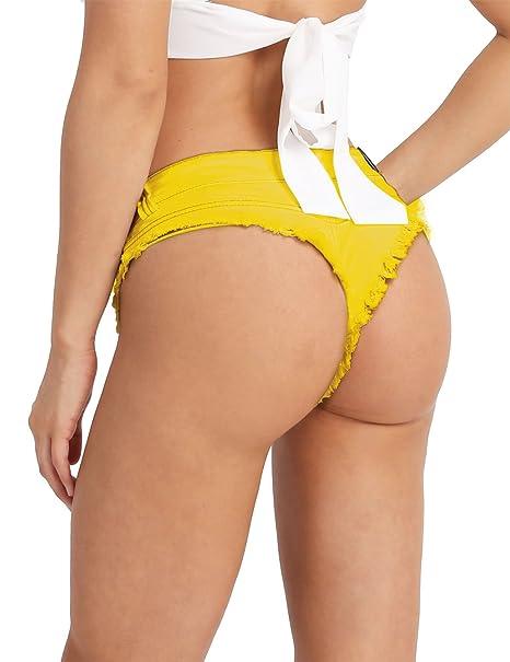 698a7d01a0b75e iEFiEL Damen Shorts Hotpants Unterwäsche Denim Panty Jeans Slips Kurze Hose  Mini Slips Badehose Beachshorts: Amazon.de: Bekleidung