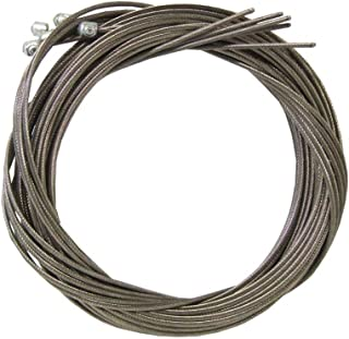 Campagnolo cables de 1,2 mm de acero inoxidable Ergo (modelo: 1,2 mm) Potencia