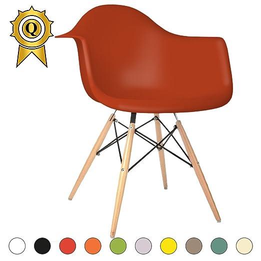Promo 1 x silla Design escandinava altura 48 cm patas de ...