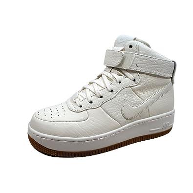 a831b5a384384 Amazon.com   Nike Women's Womens AF1 Upstep Hi Athletic Shoes (8.5 B ...