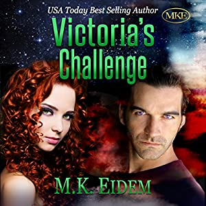Victoria's Challenge Hörbuch