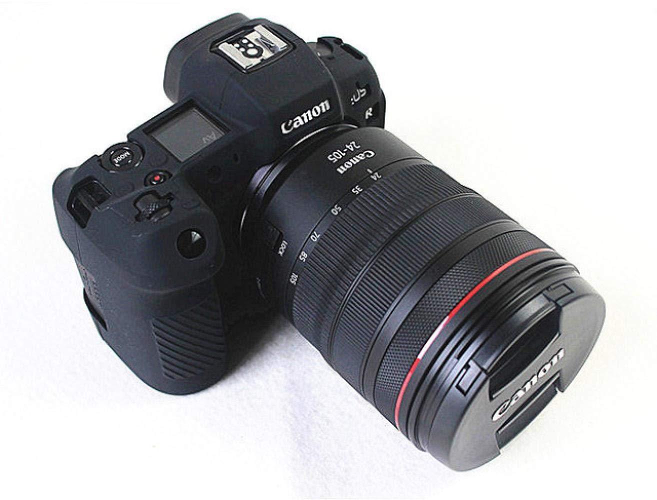Bolsa De La CámaraCaucho de Silicona para Canon EOS EOS R M100 M6 ...