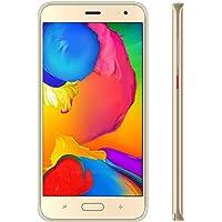 Moviles Libres 4G Android 9.0 Teléfono Móvil Libre de 5.5 Pulgadas 16GB ROM/128GB TF, 8MP Cámara Identificación de Cara Smartphone Libre Dual SIM 4G Moviles Buenos 4800mAh