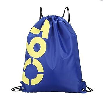 Bolsa de gimnasio con cordón, bolsa de playa de vacaciones, para gimnasio, al