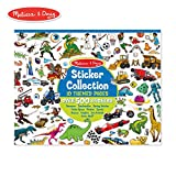 Melissa & Doug Sticker Collection Book