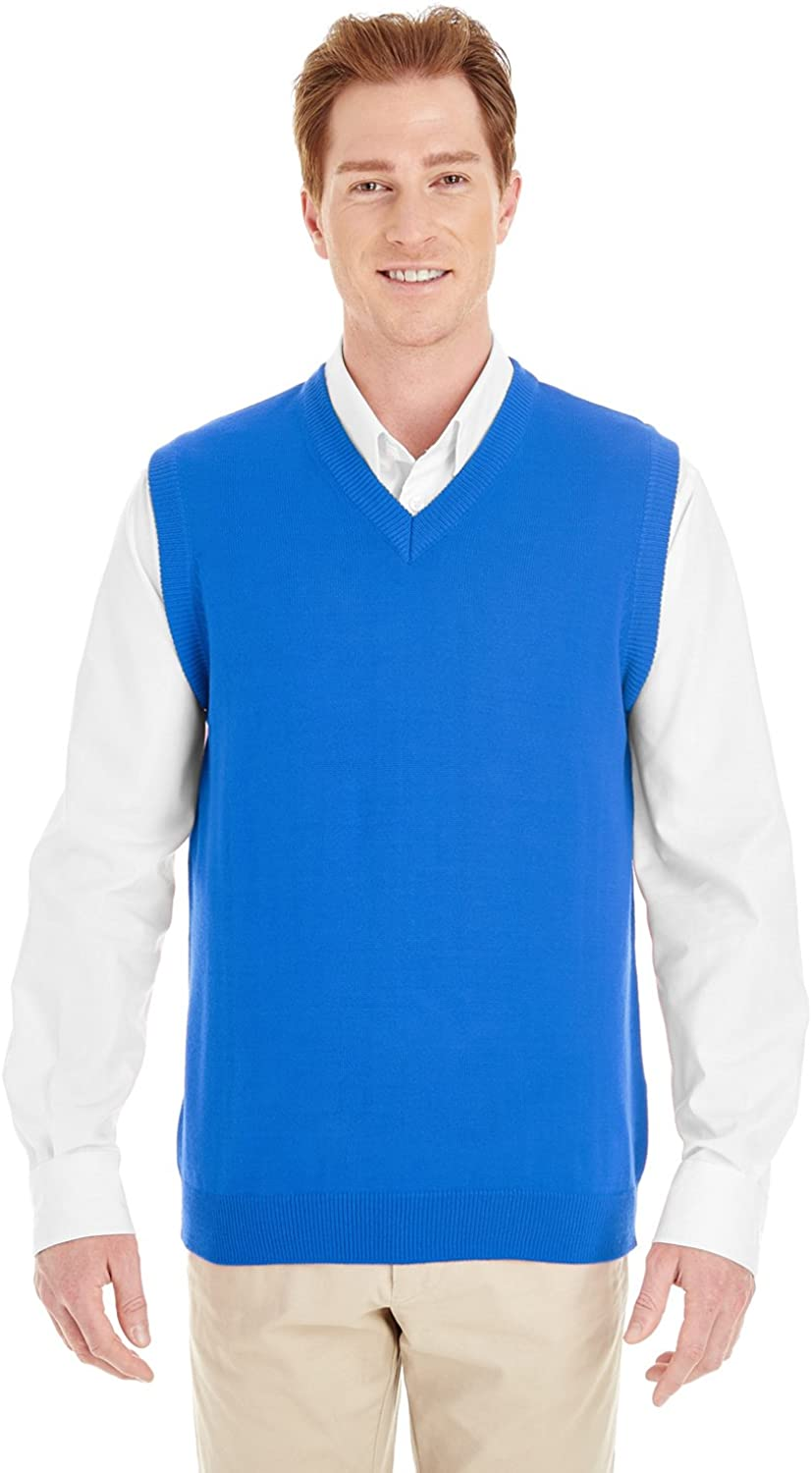 HA MEN V-NECK SWEATER VEST