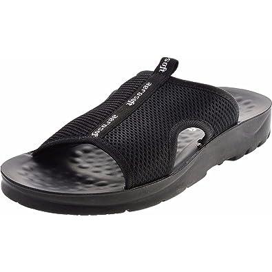 c0289367c43 Aerosoft Men s Outdoor Sandals...  Amazon.in  Shoes   Handbags