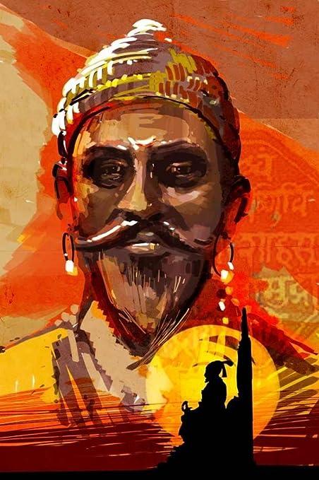 Generic Shivaji Maharaj On Fine Art Paper Hd Wallpaper Poster