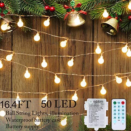 Christmas Ball Led Lights in US - 3