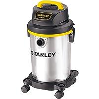 Stanley Wet/Dry Vacuum w/ 4 Gallon & 4 Horsepower Stainless Steel Tank