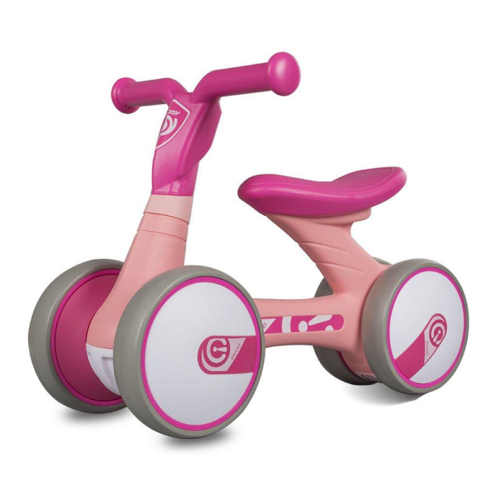 XIAOMIN Bebé Balance Bicicleta Bicicleta Niño Andador ...