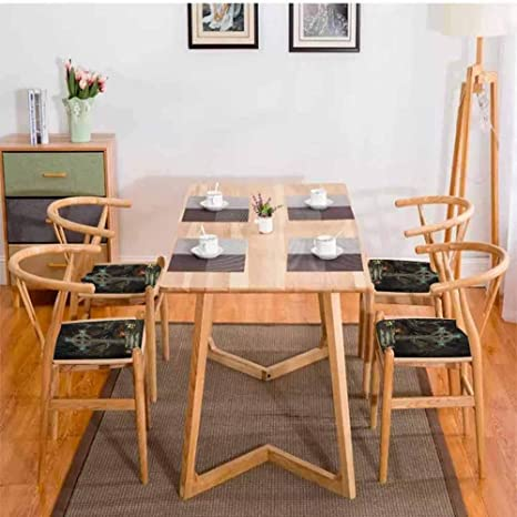 Amazon.com : Gothic Dining Table Chair Tree Grace and Skull ...