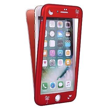 coque iphone 8 plus 360 ultra slim
