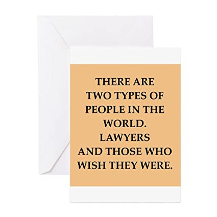 Amazon Cafepress Lawyer Greeting Card Note Card Birthday