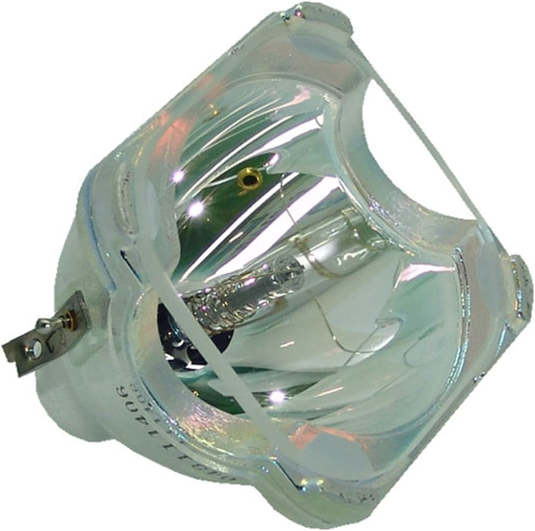 SpArc Platinum for Mitsubishi WD-82742 TV Lamp with Enclosure Original Philips Bulb Inside