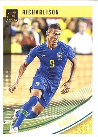 2018-19 Donruss Legends Series #7 Ronaldo Brazil Soccer Card