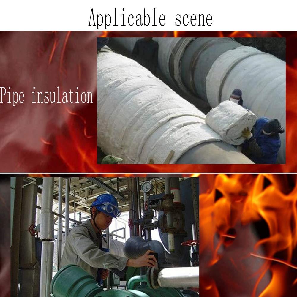 ZzhGD BBGS Schallabsorbierende Baumwolle Soft Polyester Fire Prevention Flammenhemmende Wandschallschutzmatte zum KTV//Bar//Studio Sound Deadening 20m